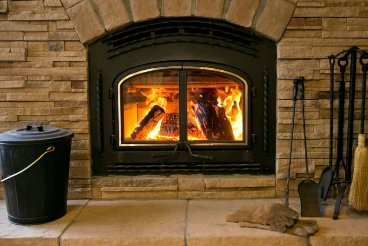 Wood Burning Fireplace with Gas Starter Unique How to Convert A Gas Fireplace to Wood Burning