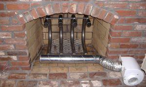 22 Luxury Wood Fireplace Heat Exchanger
