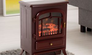 16 Unique Wood Fireplace Heater
