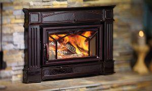 28 Elegant Wood Stove Fireplace Insert