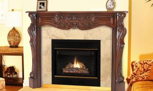 25 New Wooden Fireplace Surround