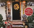 Wreath Over Fireplace Luxury Lighted Christmas Garland Clearance