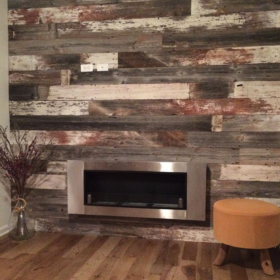 Beehive Fireplace Makeover Fresh 15 Diy Reclaimed Wood and Pallet Fireplace Surrounds