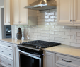 Beveled Subway Tile Backsplash Awesome aspen Homes Spring Parade Home with Village Home Stores