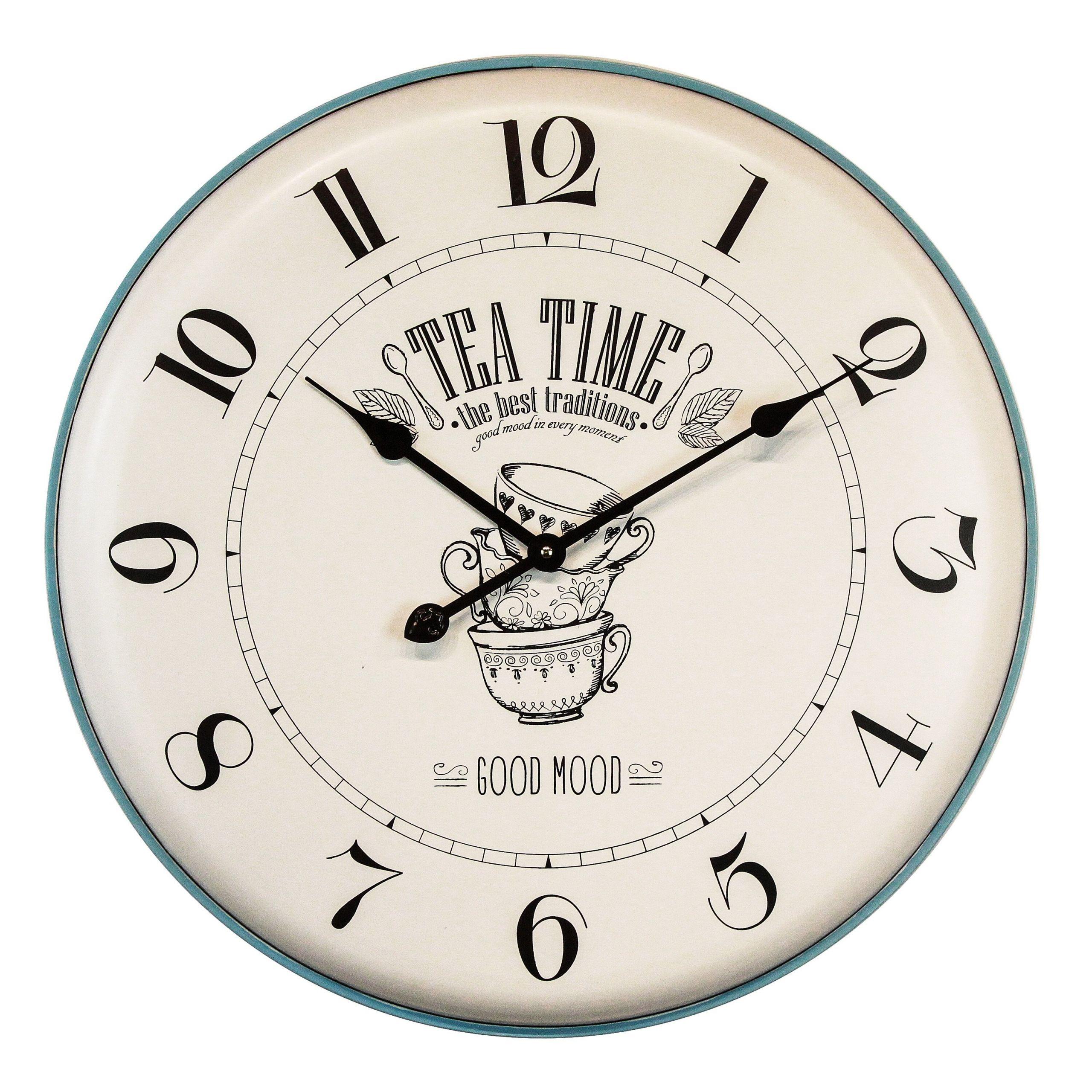 oversized hungate mood 242 wall clock