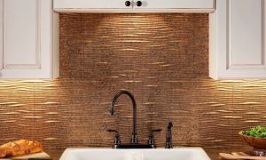 74 Lovely Copper Subway Tile Backsplash
