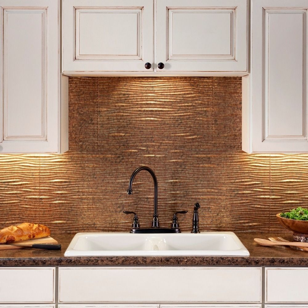 Copper Subway Tile Backsplash New Pin On Products