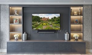 29 Inspirational Entertainment Wall Units with Fireplace