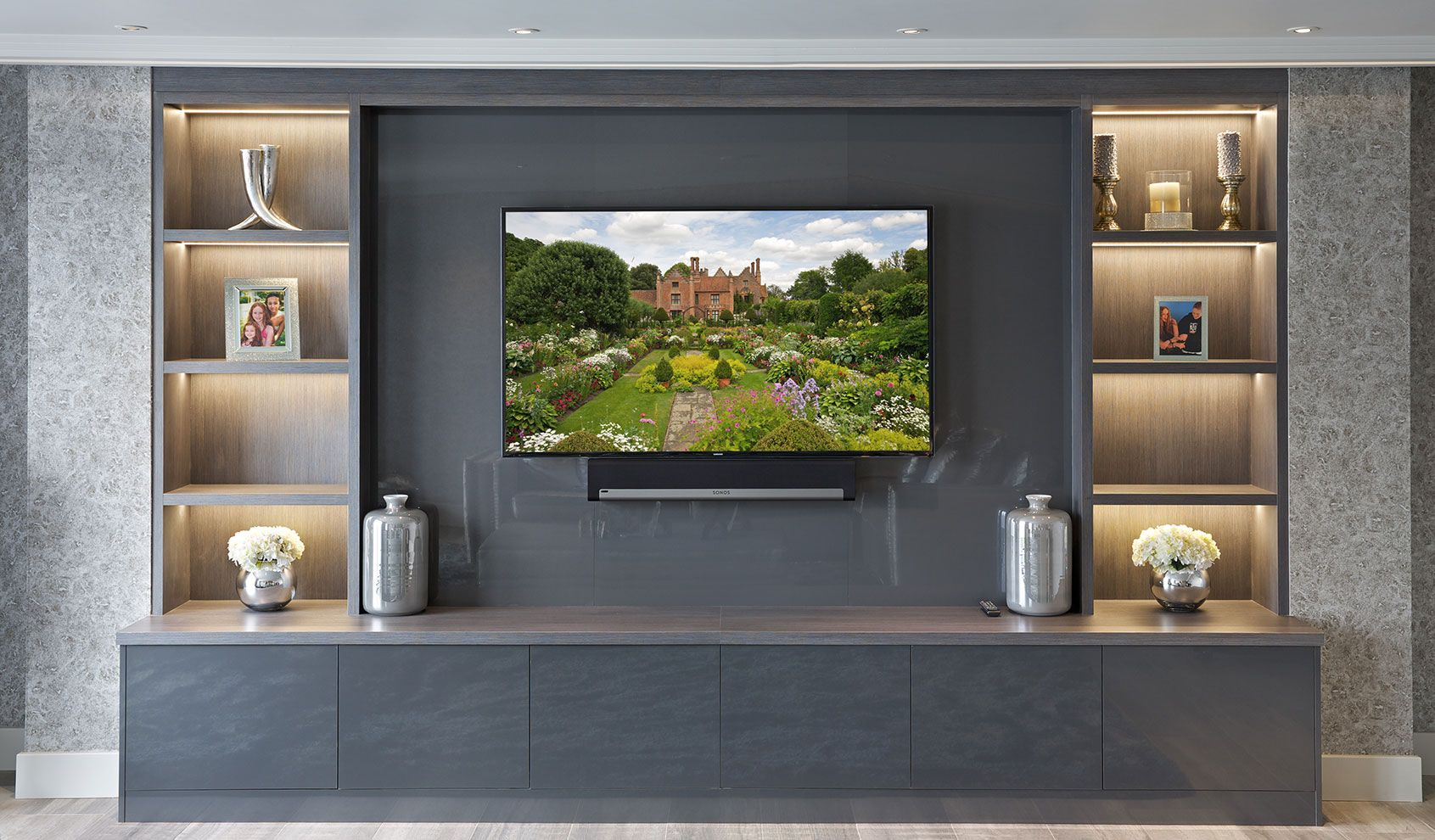Entertainment Wall Units with Fireplace New Bespoke Entertainment Rooms and Tv Units by the Wood Works