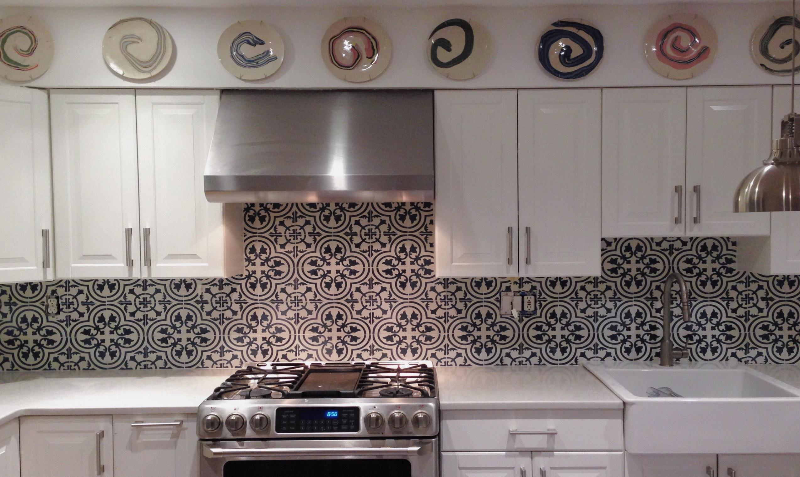 patterned tile backsplash accent tiles for kitchen backsplash idea style design roni of patterned tile backsplash 1