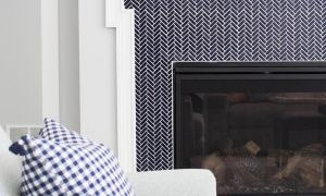 61 Inspirational Fireplace with Herringbone Tile