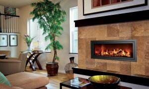 90 Unique Gas Fireplace Insert Ideas