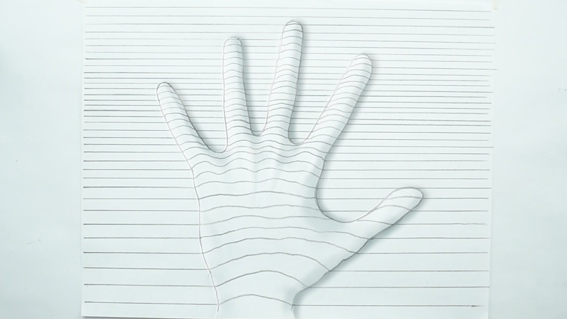 Hand Rendering New 3 Ways to Draw In 3d Wikihow