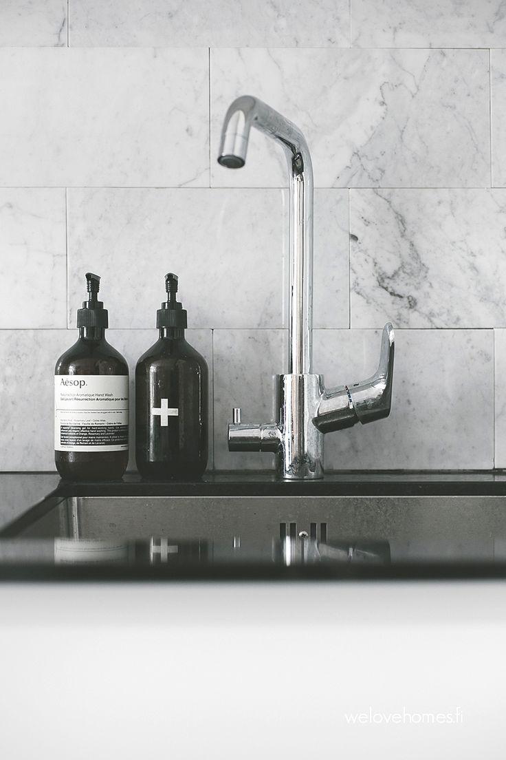 db1f0d36bc9fdf3e acd46fc1174 marble tile backsplash kitchen backsplash ideas