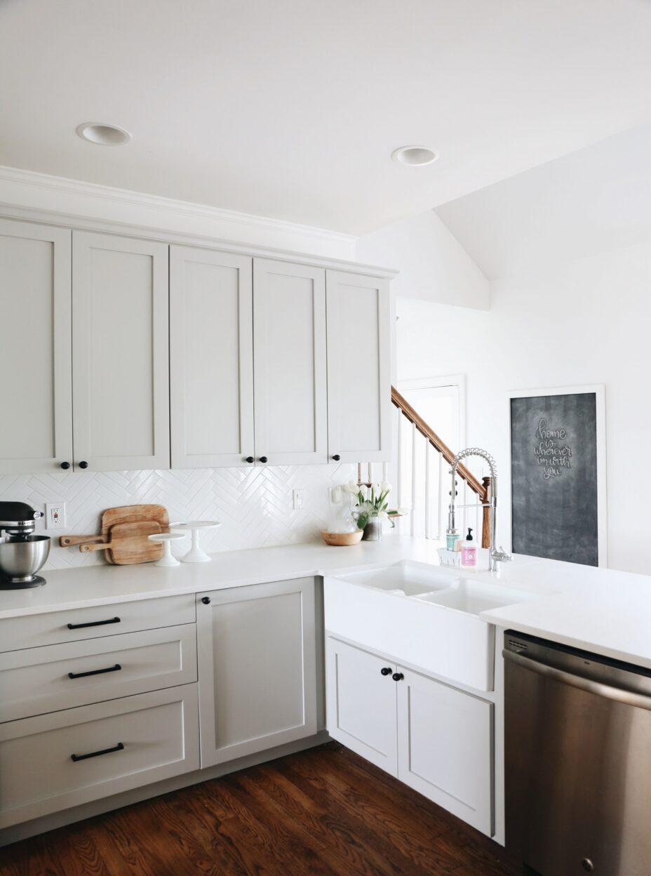 herringbone subway tile backsplash 20 new ideas for remodeling kitchen countertop and of herringbone subway tile backsplash 928x1248