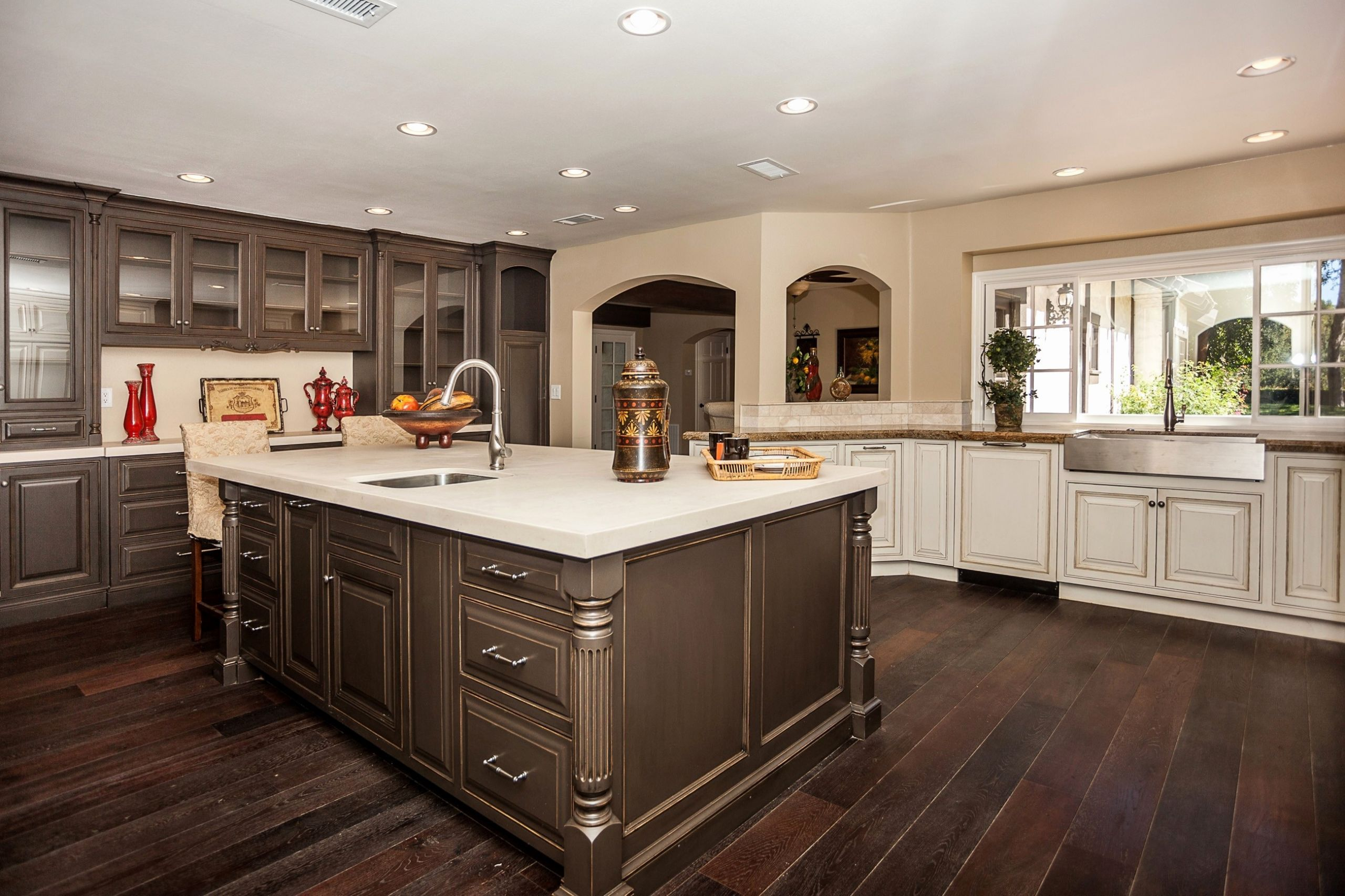 grey hardwood floors with white cabinets of 41 collection kitchen colors with brown cabinets image living room for light colored kitchen cabinets best s od double door refrigerator fully fur