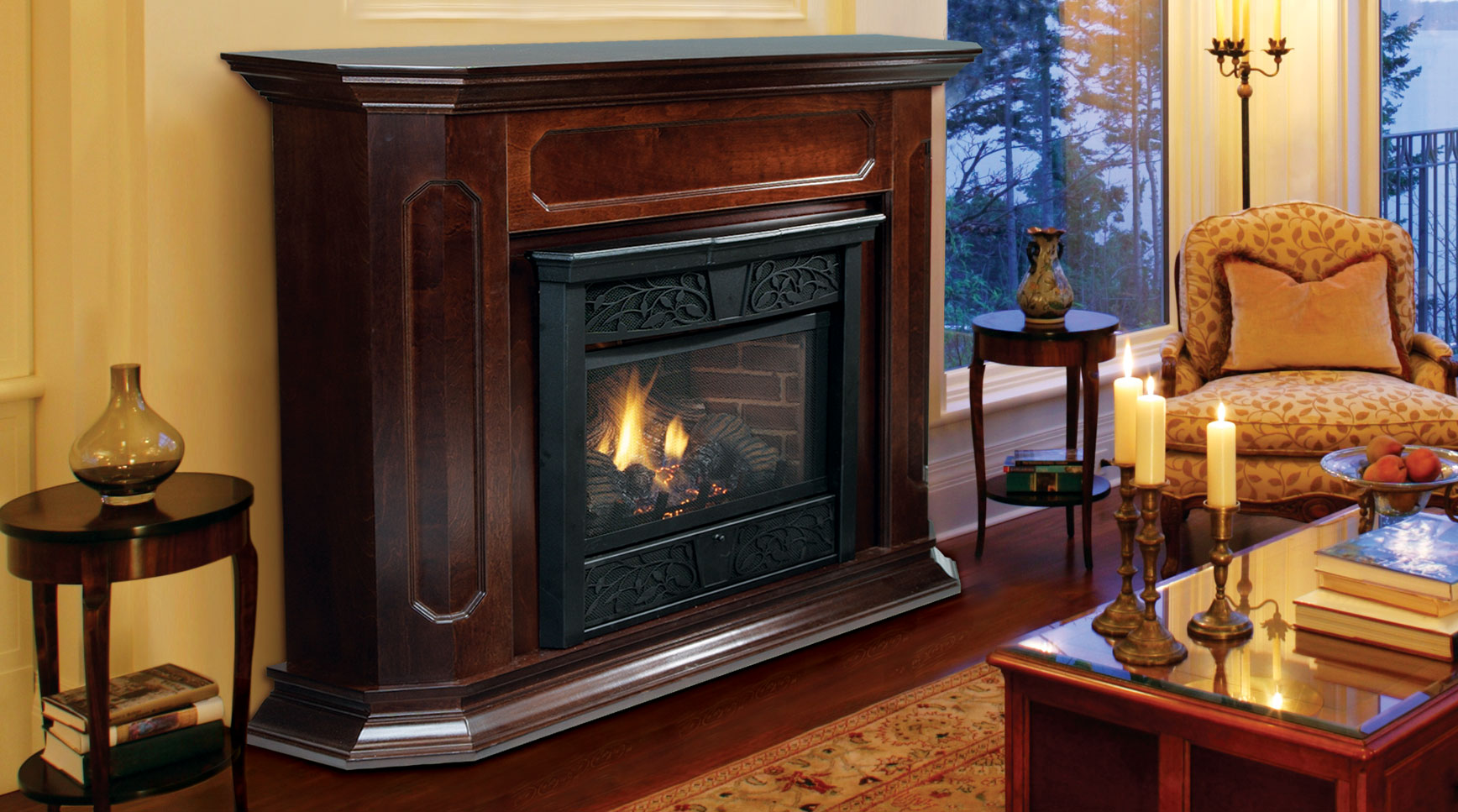 Free Natural Gas Fireplaces