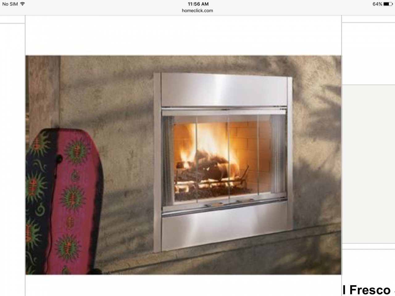 vent free gas fireplace inserts majestic al fresco 42 inch vent free gas outdoor fireplace odgsr42arn from vent free gas fireplace inserts