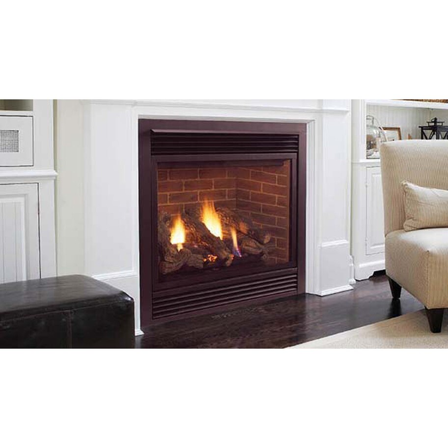 majestic manchester convertible direct vent fireplace 47 inch c=2