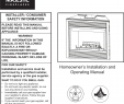 Majestic Gas Fireplace Troubleshooting Awesome Vermont Castings Dv580 Dv360 Operation Manual Manualslib