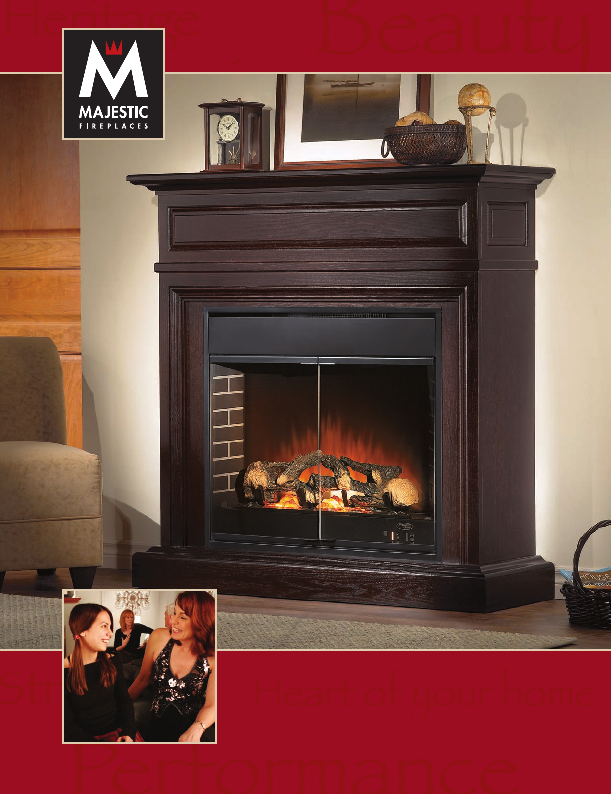 Majestic Gas Fireplace Troubleshooting Beautiful Majestic Indoor Fireplace Classic Series User Guide