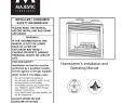 Majestic Gas Fireplace Troubleshooting Luxury Vermont Castings Dv360 Operating Instructions