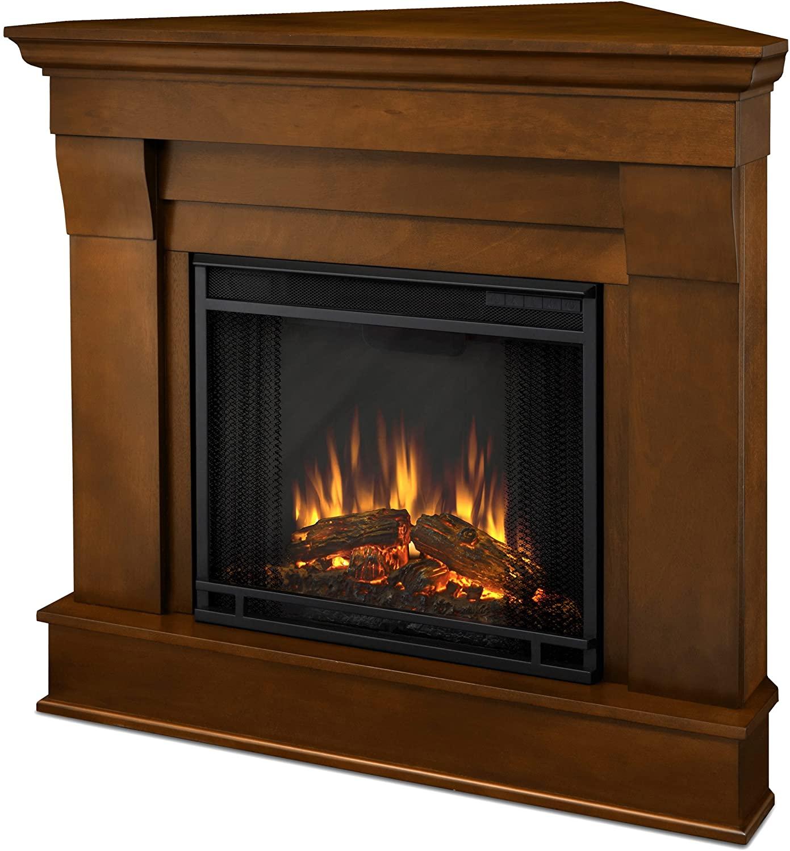 Modern Corner Electric Fireplace Elegant Real Flame 5950e Chateau Corner Electric Fireplace Small Espresso