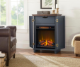 Modern Corner Electric Fireplace Unique Home Decorators Collection Marshfield 25 In Freestanding