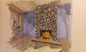 87 Fresh Rendering Fireplace