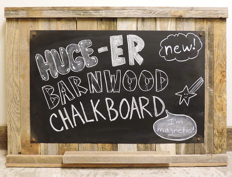 large framed chalkboard gold 5cce121c012c2