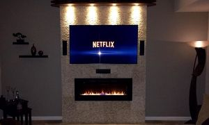 60 Unique Tv Wall Unit with Electric Fireplace