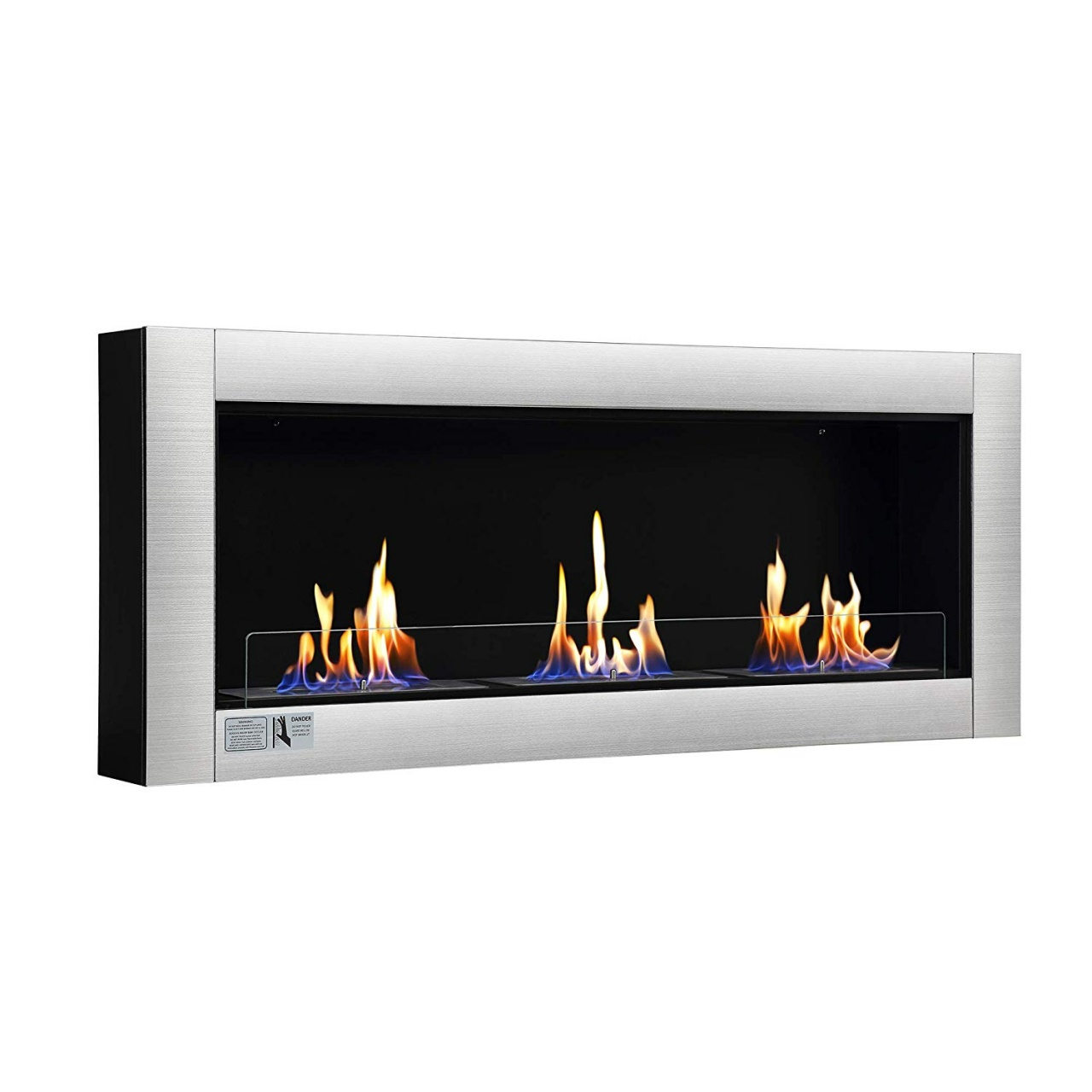 wall mounted electric fireplace design ideas antarctic star 52 inch ventless ethanol from wall mounted electric fireplace design ideas