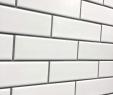 White Brick Backsplash In Kitchen Beautiful Brick 2 Gloss White 3x12 Google Search In 2020