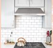 White Subway Tile Backsplash Best Of Backsplash Tile Refresh How to Make White Tile Pop for
