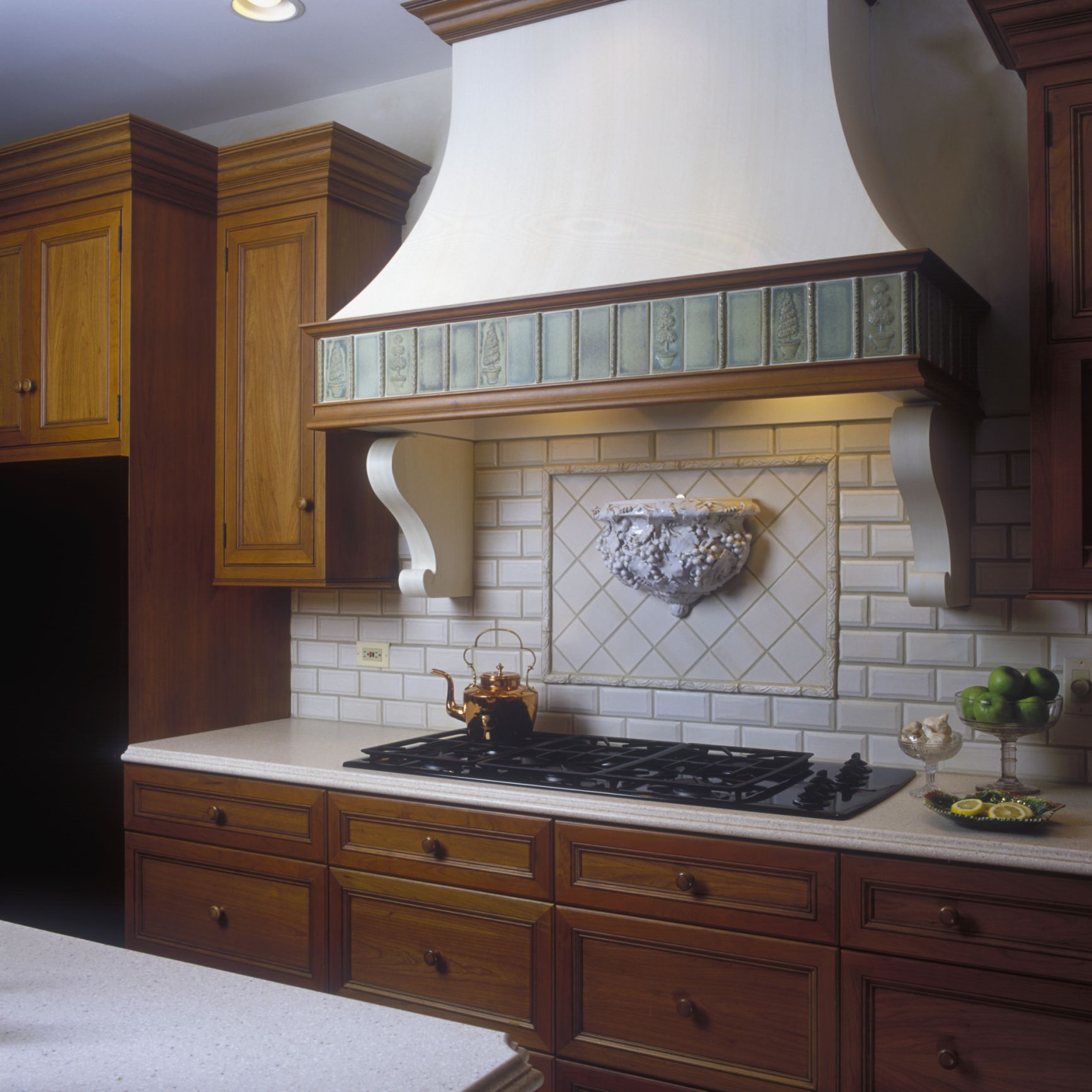 Tuscan Style Subway Tile In Kitchen 56a49fe73df78cf ffb