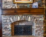 71 Luxury Arched Fireplace Door