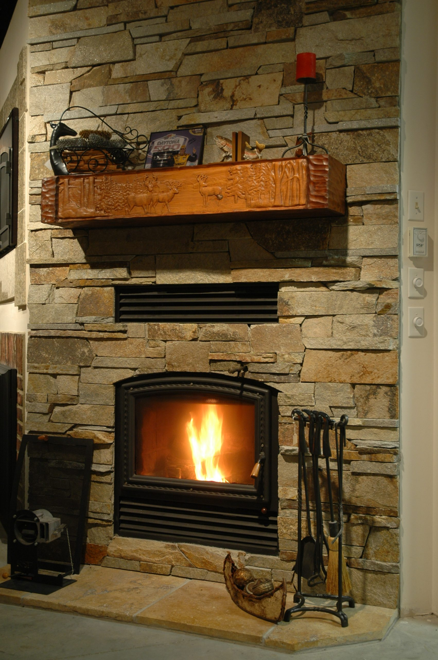 Astria Fireplace Best Of astria 42 Wood Burning Fireplace Big Walls Cold Climates