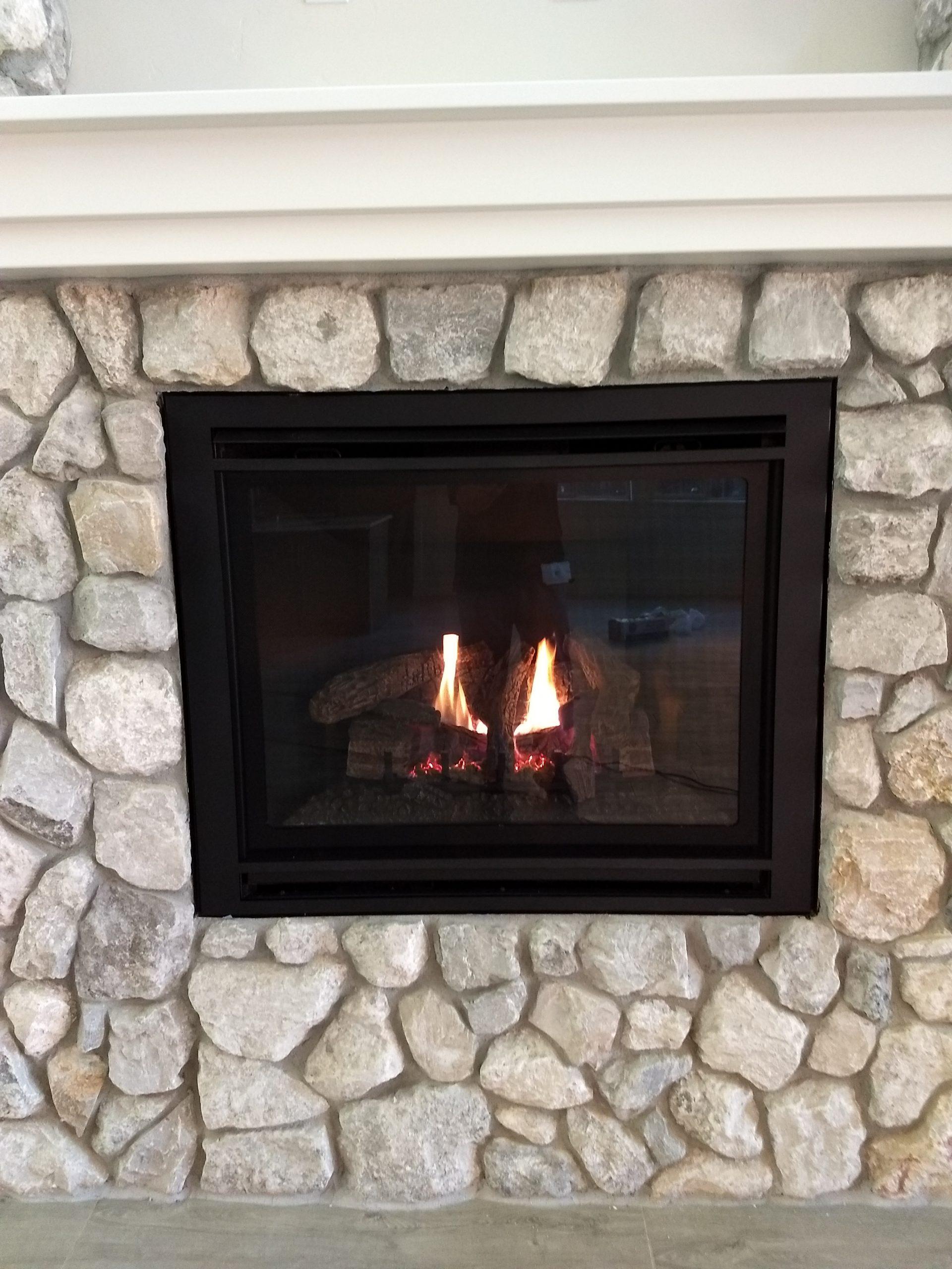 Astria Fireplace Inspirational Bayport 36 Gas Fireplace Custom Fireside