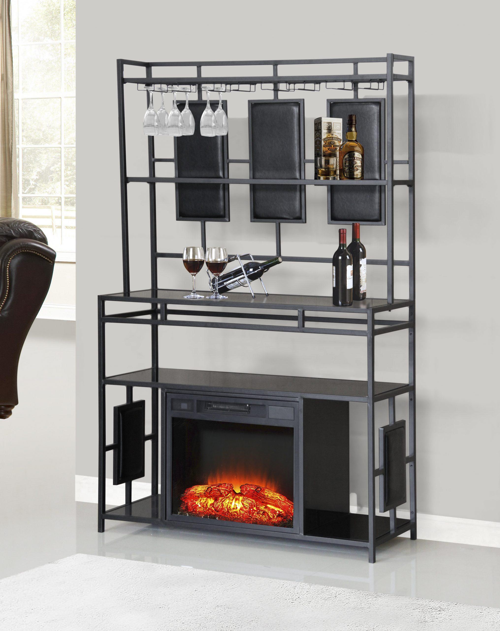 avalon electric fireplace