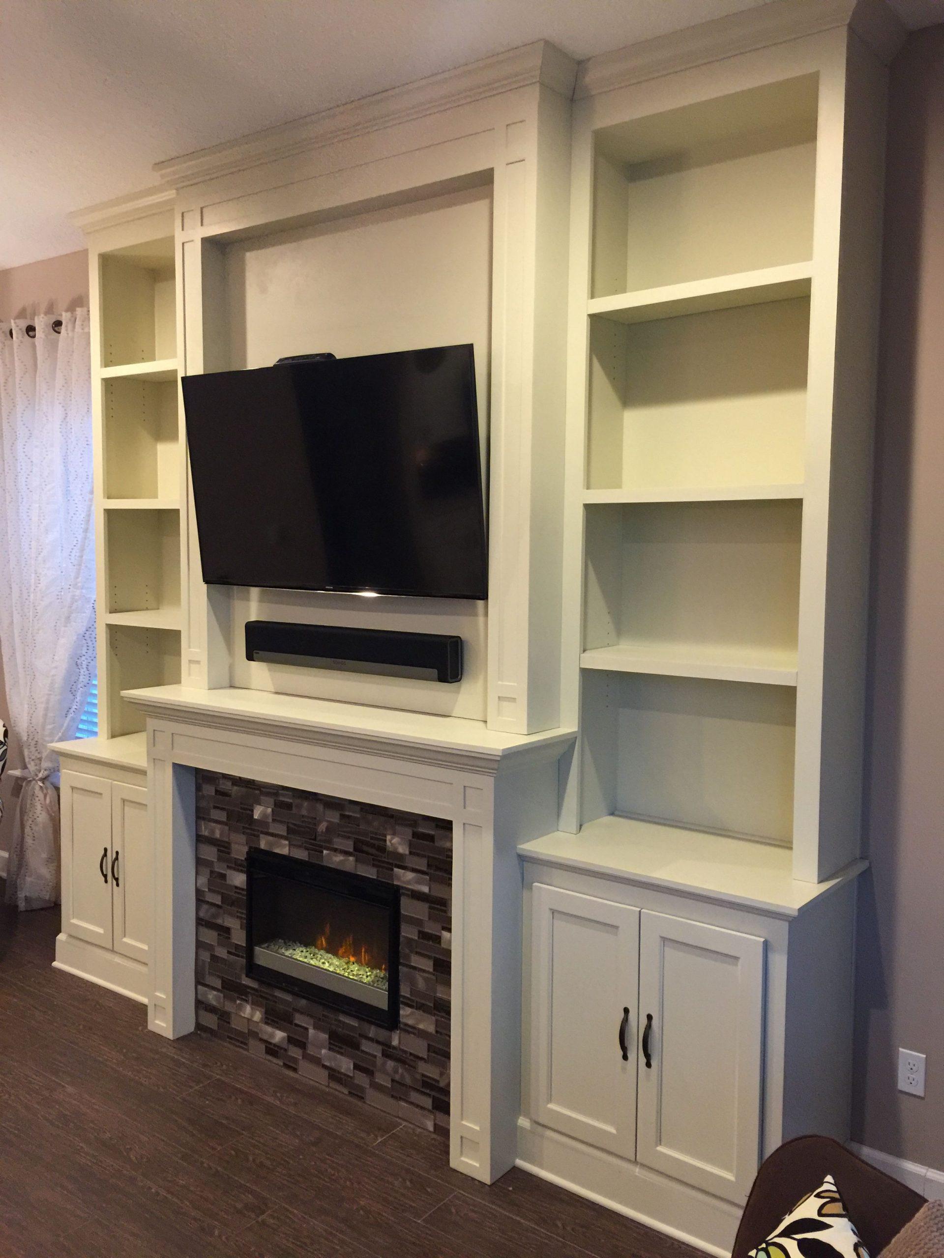 Electric Fireplace with Bookshelf Inspirational Electric Fireplace Built In Bookcases • Deck Storage Box Ideas