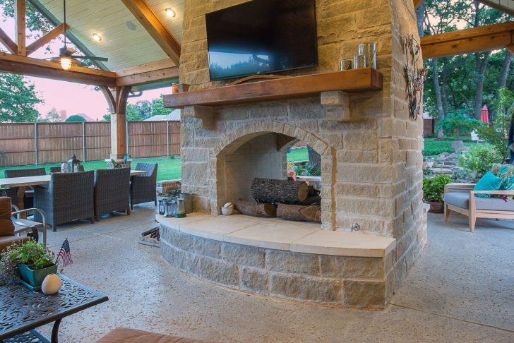 Electric Outdoor Fireplace Inspirational Double Sided Fireplace Fireplace Outdoorliving Patio