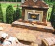 Electric Outdoor Fireplace Unique Outdoor Living Features