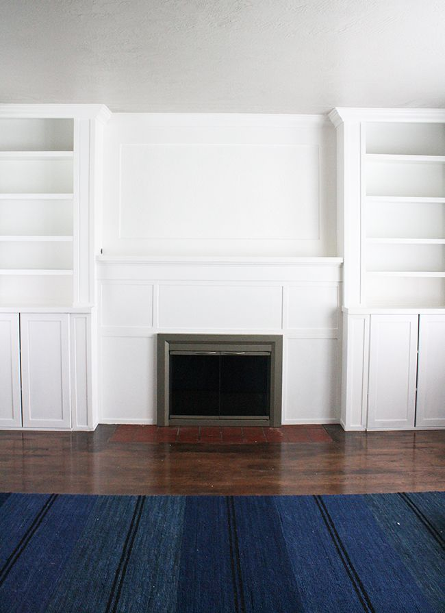 Fireplace Bookshelf Luxury Ikea Hack Built Ins Use Inexspensive Ikea Cabinet and Billy