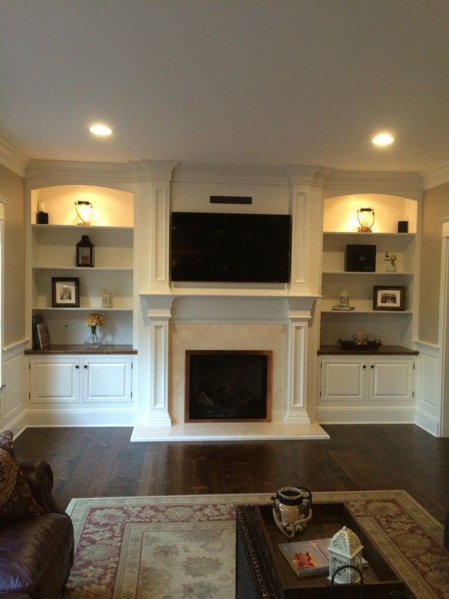 Fireplace Cabinets Best Of Awesome Built In Cabinets Around Fireplace Design Ideas