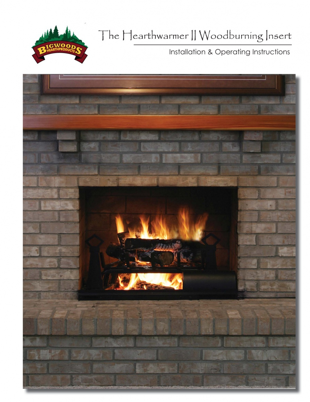wood burning fireplace heat exchangers installation instructions big woods hearth products from wood burning fireplace heat exchangers