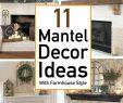 Fireplace Mantel Mounting Hardware Fresh 34 Wonderful Modern Farmhouse Fireplace Mantel Decor Ideas