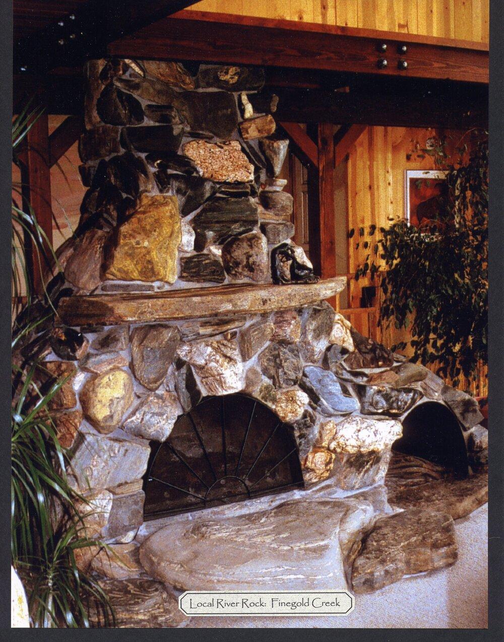 Fireplace Rocks Awesome Fireplaces — Pierson Masonry