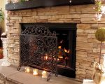84 Unique Fireplace Rocks