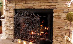 84 Unique Fireplace Rocks