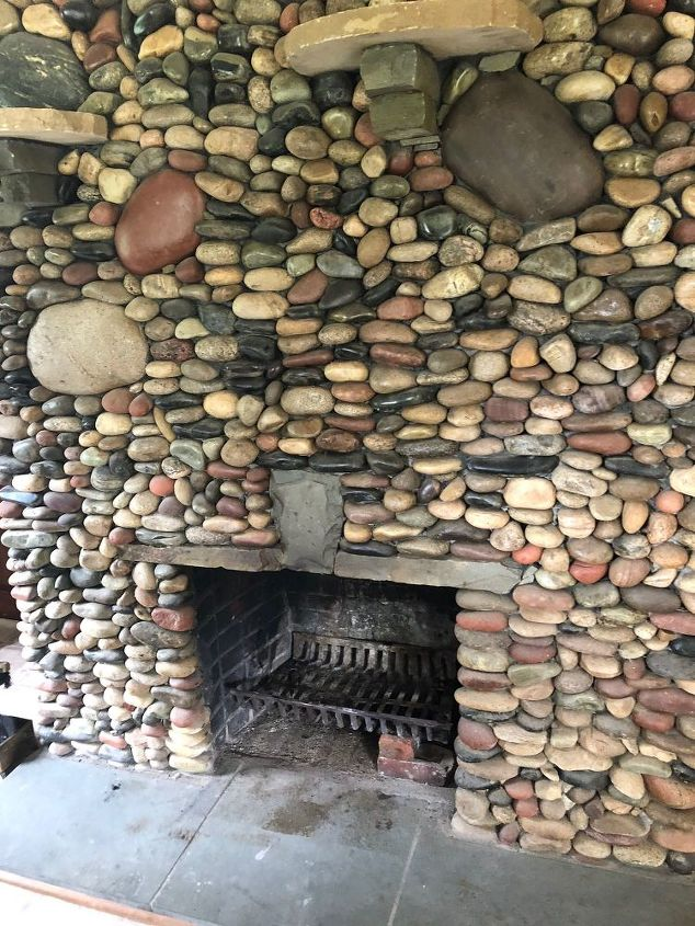 Fireplace Rocks Inspirational How to Renovate Your Fireplace the Diy Way